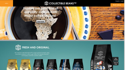 Collectible Beans